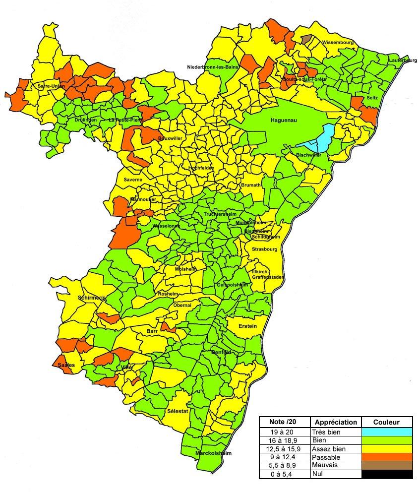 Carte Calcaire Alsace.Afoc 67 Dossier Eau Et Assainissement